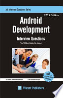 Android Development Interview Questions You ll Most Likely Be Asked