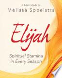 Elijah   Women s Bible Study Participant Workbook