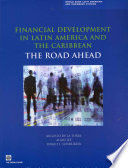 Financial Development in Latin America and the Caribbean