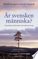 Är svensken människa?