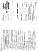 Bulletin officiel du Ministère de l'éducation, du Secrétariat d'État aux universités et du Secrétariat d'État à la jeunesse et aux sports