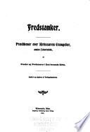 Praedikener over kirkeaarets evangelier  anden tekstraekke  af prester og professorer i den Forenede kirke