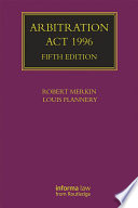 Arbitration Act 1996