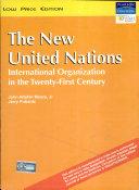 New United Nations International Organization In The Twenty First Century