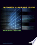 Environmental Design of Urban Buildings