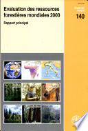 Evaluation des ressources foresti  res mondiales 2000