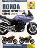 Honda Cb600f Fs Hornet Cbf600 Service Repair Manual