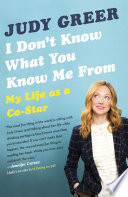I Don T Know What You Know Me From book