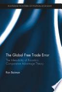 The Global Free Trade Error