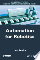 Automation For Robotics book