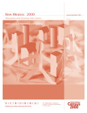 download ebook census of population and housing (2000): new mexico population and housing unit counts pdf epub