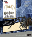 Incredibuilds  Harry Potter  Aragog 3D Wood Model and Booklet