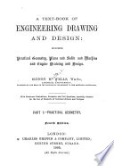 A Text book of Engineering Drawing and Design