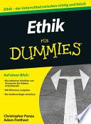 Ethik für Dummies