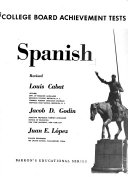 Spanish  how to prepare for College Board achievement tests