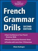 French Grammar Drills
