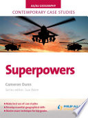 AS A2 Geography Contemporary Case Studies  Superpowers
