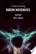 Understanding Modern Mathematics