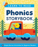 Learn To Read Phonics Storybook 25 Simple Stories Activities For Beginner Readers