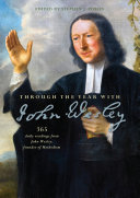 Through the Year with John Wesley Book