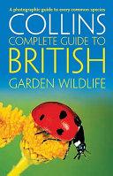 British Garden Wildlife