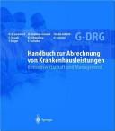 Handbuch zur Abrechnung von Krankenhausleistungen.