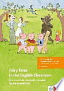 Fairy Tales in the English Classroom  Buch   Audio CD