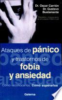 Ataques de p  nico y trastornos de fobia y ansiedad  BOLSILLO