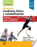 Manual De Medicina F Sica Y Rehabilitaci N