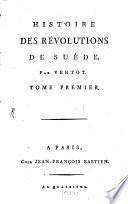 Histoire Des R  volutions De Su  de