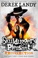 Resurrection  Skulduggery Pleasant  Book 10