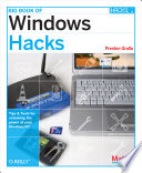 illustration Big Book of Windows Hacks