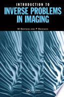 Introduction To Inverse Problems In Imaging book
