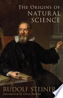 The Origins of Natural Science