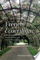 French  Ecocritique