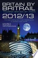 Britain by Britrail 2012 13