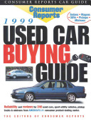 Used Car Buying Guide 1999