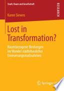Lost in Transformation?