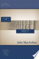 Ebook 1, 2, 3 John and Jude Epub John MacArthur Apps Read Mobile