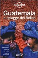 Copertina Libro Guatemala e spiagge del Belize
