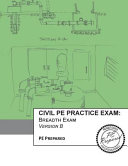 Civil Pe Practice Exam