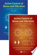 Active Control of Noise and Vibration  Second Edition