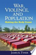 War  Violence  and Population