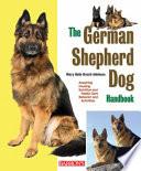 The German Shepherd Dog Handbook