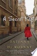 A Secret Kept Of The Acclaimed New York Times Bestseller Sarah S