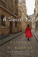 A Secret Kept Book