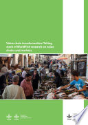 value-chain-transformation-taking-stock-of-worldfish-research-on-value-chains-and-markets