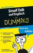 Small Talk auf Englisch f  r Dummies Das Pocketbuch