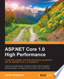 ASP NET Core 1 0 High Performance