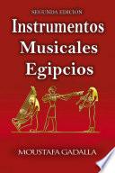 Instrumentos musicales egipcios